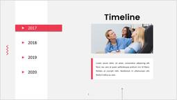Medical Timeline Presentation Slide_00