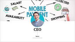 Mobile payment  CEO Simple Slide_00