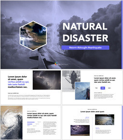 Natural Disaster PowerPoint to Keynote_00