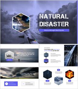 Natural Disaster PPT Format_00