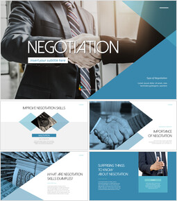 Negotiation Startup PPT Templates_00
