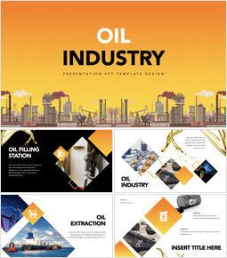 석유 산업 인터랙티브 키노트_00