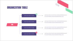 Organization Table Template Design_00