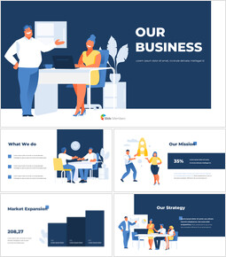 Our Business Presentation Design PPT Templates_00