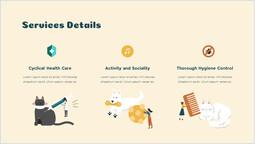 Pet Care Services Details PPT Slide Deck_00