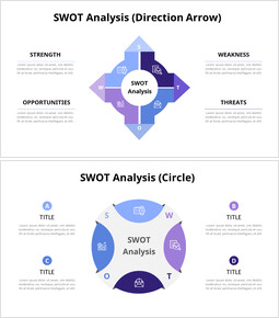Purple SWOT Analysis Animation Diagram_00