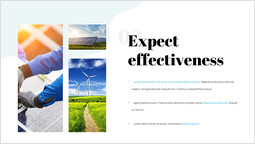 Renewable energy Expect effectiveness PPT Slide_00