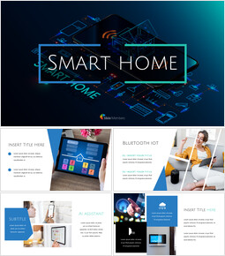 Smart Home Product Deck_40 slides