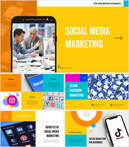 Social Media Marketing Presentation PPT_00