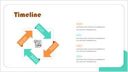 Startup Arrow Cycle Timeline Slide Deck_00