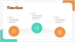 Startup Cycle Timeline Single Template_1 slides