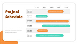 Startup Gantt Chart Project Schedule Template Page_00