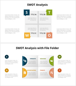 SWOT Analysis Diagram Animated PowerPoint Templates_00