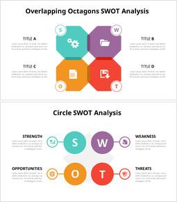 SWOT Analysis Diagram Animated Slides_00