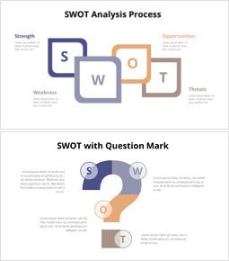 SWOT Analysis Process Diagram Animation Diagram_00