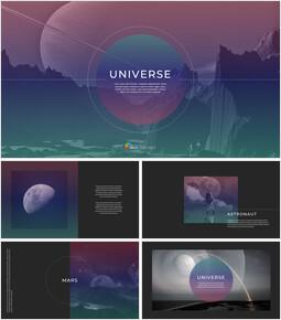 UNIVERSE PowerPoint to Google Slides_40 slides
