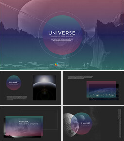 UNIVERSE PPT Presentation Samples_00