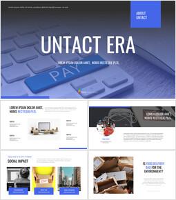 UNTACT ERA Simple Google Presentation_00