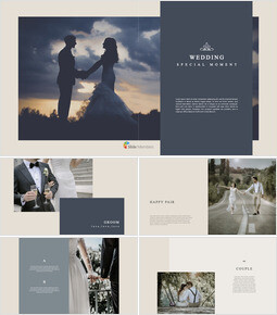Wedding Special Moment keynote template download_00
