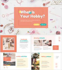What Is Your Hobby? slideshare ppt_00