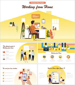 Working from Home PPT Keynote_00