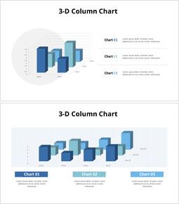 3D Column Chart_00