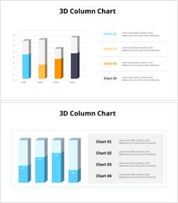 3D Column Chart List_00