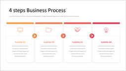 4 steps Business Process Page Design_00