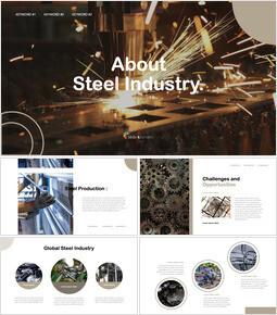 철강 산업에 대해 PPTX 키노트_00