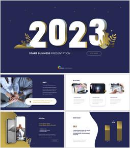2021 사업 시작 프레젠테이션 자료 피피티 슬라이드_00