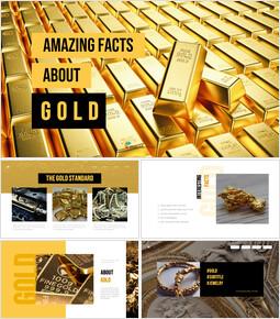 금에 대한 사실 (골드바, 금시세) PPT 프레젠테이션_00