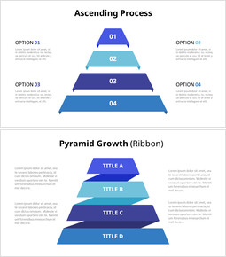 Ascending Pyramid Chart Diagram Animated Slides in PowerPoint_00