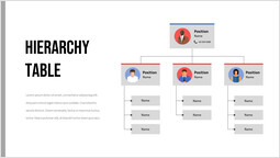 Business card Hierarchy TABLE pitch deck design_00