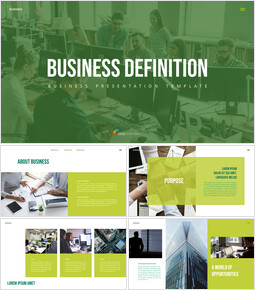 Business Definition PowerPoint Slides_00