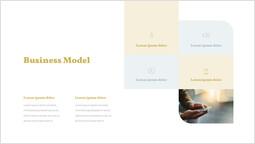 Business Model PPT Background_00