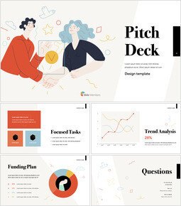 Business Plan Pitch Deck Template PowerPoint for mac_00