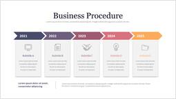 Procedura aziendale slide deck_1 slides