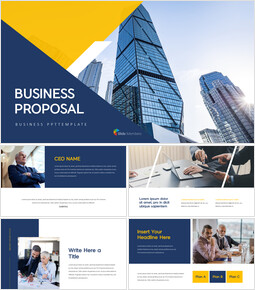 Business Proposal Business plan PPT Templates_00