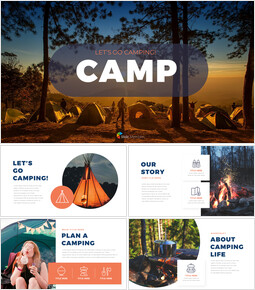 Camping creating PowerPoint Presentations_00