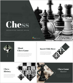 Chess powerpoint themes_40 slides