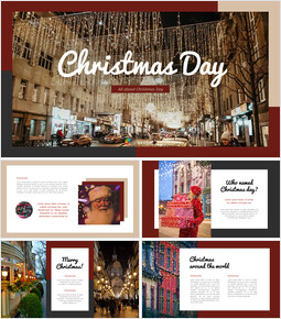 Christmas Day PPT Backgrounds_41 slides