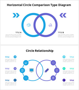 Circles Relationship Diagram Animation Presentation_00