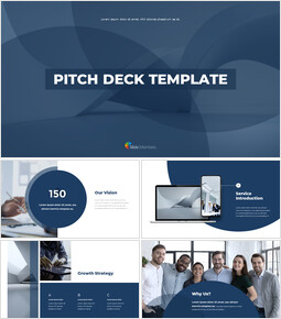 Company Modern Pitch Deck Template startup pitch deck ppt_14 slides
