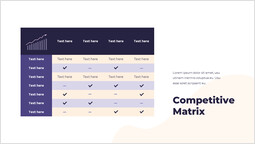Competitive Matrix PPT Background_00