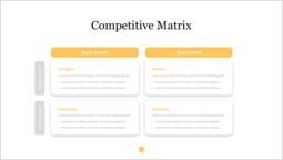 경쟁 매트릭스 템플릿_1 slides
