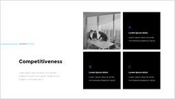 경쟁력 PPT 슬라이드 덱_2 slides