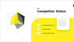 Competitor Status PPT Background_2 slides
