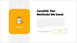 Covid19: The Methods We Used. PowerPoint Slide_00
