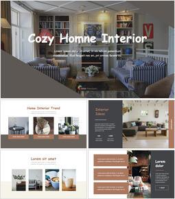 Cozy Home Interior keynote theme_00