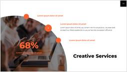 クリエイティブサービス シングルスライド_2 slides